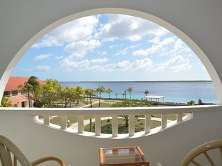 *New Listing Bonaire Ocean front Sand Dollar F-10 newly renovated