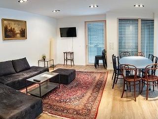 Deluxe Apartment Terrasse 1.03