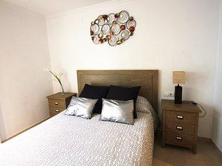 Apartamento CasaTuris Alicante de 3 hab y terraza