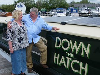 THAMES HOTEL BOAT & CRUISING BREAKS - WALLINGFORD