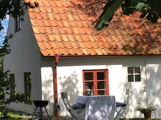 Norrekås beach studios, 80 m from the sea, Skillinge