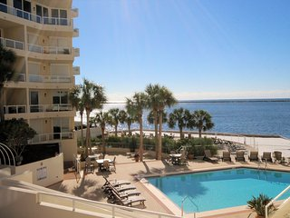 """Dolphin View""  at East Pass Towers, Destin"