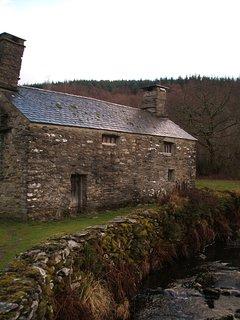 Ty Mawr Wybernant. National Trust.