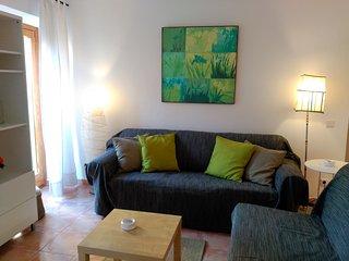 Apartamento con mucha luz en Palma, ideal para 2. Con Wifi y AC., Palma de Mallorca