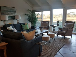 Gorgeous Renovated Villa in Calibogue Club Villa in Sea Pines, Hilton Head