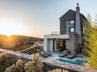Elea Villas in Crete | Aspro Villa in Chania