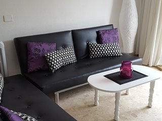 Seating Area with 2 Sofabeds