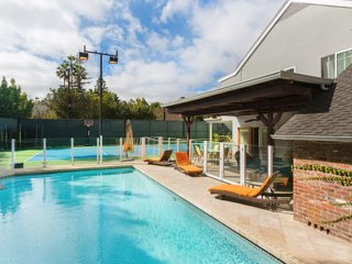 #116 5 Bed Rodeo Dr Estate Tennis Court & Pool