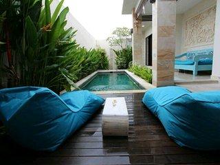 Lovely Villa Macaron 2BR  private pool Seminyak