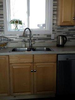 Bright and beautiful update kitchen