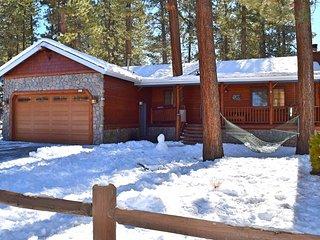 Cedar Pines Cabin, Big Bear Region