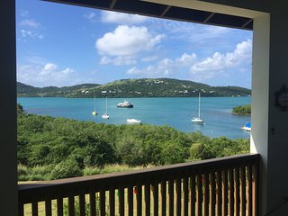 Peaceful Waterfront Private Peninsula, Culebra