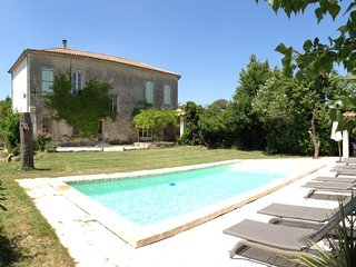 Mas de Mahystre -  a magical house to rent in between Montpellier and Nimes.