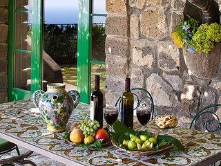 Sorrento Peninsula Villa with Spectacular Views  - Villa Dina - 12