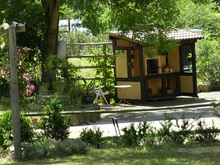 Location saisonniere parc piscine St Jean du Gard