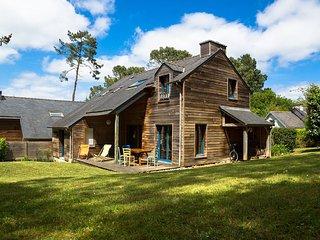 Maison au calme dans les bois