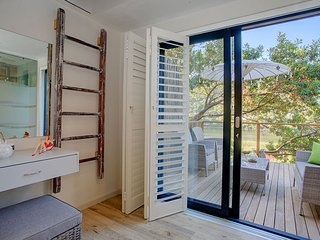 Studio Room 1 - Pearl Moon Boutique Selfcatering Suites, Wilderness