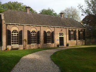 Oud Bergveen, Erfgoedlogies in Stoomkatoenspinnerij (1839)