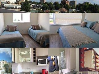 Apartamentos MVM Nogal 510, Temuco