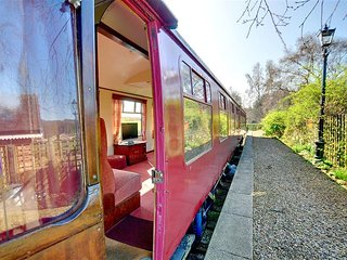 Oscar Railway Carriage #11639.1, Cloughton