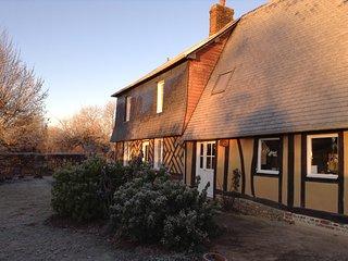 La Calonnière, le charme d'une maison normande, Moyaux