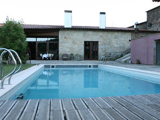 CASA DO SOL - CASA RURAL COM PISCINA BRAGA PORTUGAL