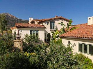 Villa Alessa, Santa Barbara
