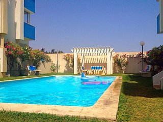 Apartment in Hammamet pool&beach