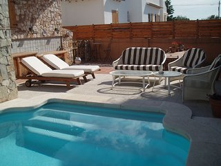 House with 5 rooms in Poblamar, with private pool, enclosed garden and WiFi - 1 km from the beach, Creixell