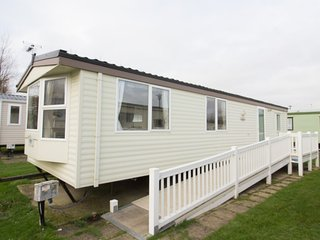 Ref 50020 Lapwing - Fully wheelchair accessible caravan at  California Cliffs.