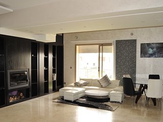 Appart/Flat Golf Green City Bouskoura Casablanca