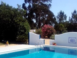 SOBREIRINHO - Spacious Family House in Plain Nature with Pool and Pine Forest