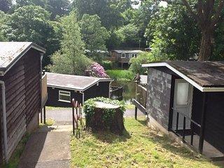 Chalet 54 Glan Gwna  holiday park Caernarfon North Wales