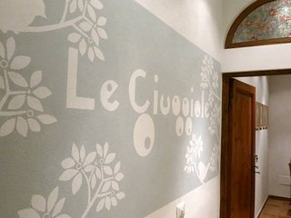 Le Giuggiole 2 bedrooms apartment, Florence