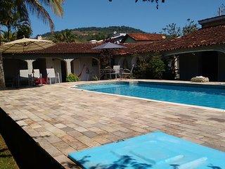excelente casa térrea praia de pernambuco guarujá bem próximo da praia, Guaruja