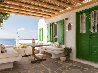 Traditional mykonian house with stunning sea view, Ciudad de Míkonos