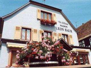 """GITE """"LE VICTORIA"""" au coeur d'Eguisheim - 6 personnes"""