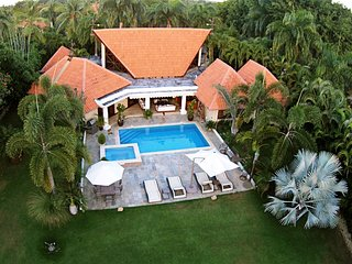 Beautiful villa in Casa de Campo, La Romana