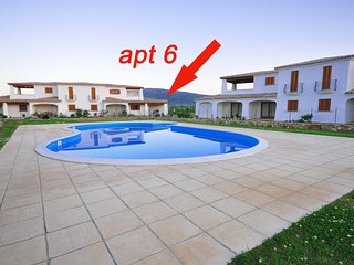 Capannizza complex, Apt 6with shared pool,500 meters from the beach,A/C