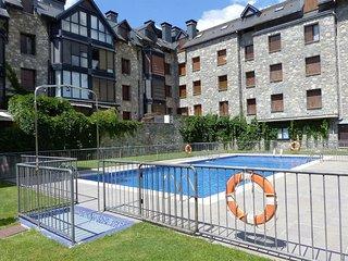 Apartamento centrico y funcional en Biescas