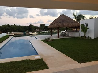Luxury house 5 bedrooms, New Marina Puerto Aventuras Mex