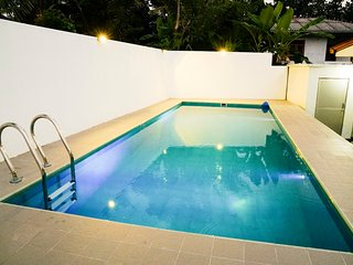 Beautiful 2BR private Villa with a Pool