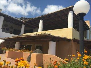 Splendida Villa Eoliana a due passi dal mare,dal centro ma nella totale privacy!