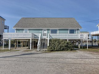New River Inlet Rd 1601 Oceanview! | Private Pool, Hot Tub, Pet Friendly, North Topsail Beach