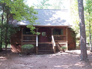 Schofield Cabin Pine Mountain, Ga just 10mins to Callaway Gardens & Warm Springs