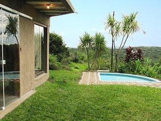 Casa para 9 pessoas em sítio em Ibiúna (futura pousada)
