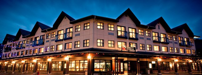 Welcome to Condos & Hotel Stoneham!