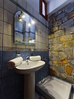 Upper Level Shower Room
