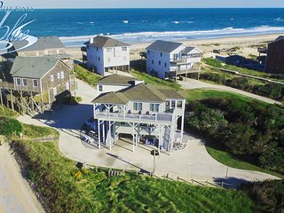 No Wake Zone | 164 ft from the beach | Dog Friendly, Hot Tub | Nags Head