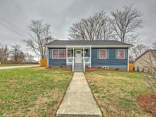 NEW! 2BR Greensboro House w/Large Yard